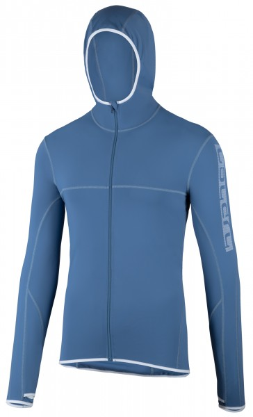 MEN Kapuzenjacke stone blue
