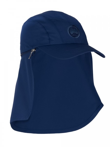 TOOLZ Sun Cap blue iris detachable