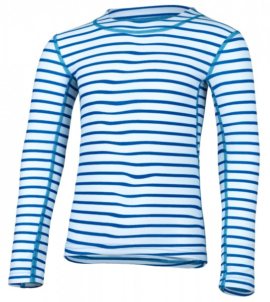 KIDS Langarmshirt striped capri