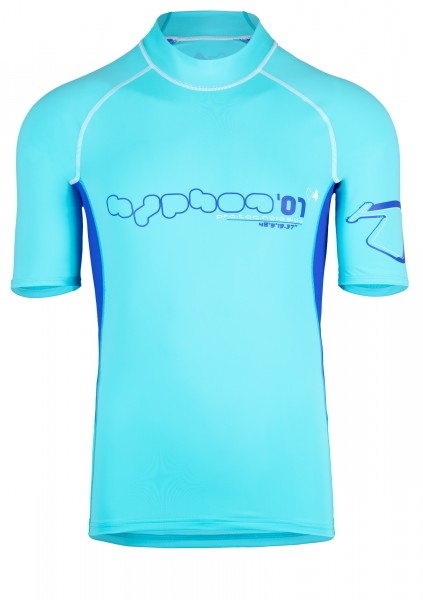 MEN T-Shirt satellite caribe