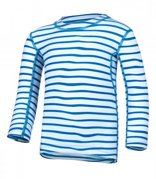 BABY Langarmshirt striped capri