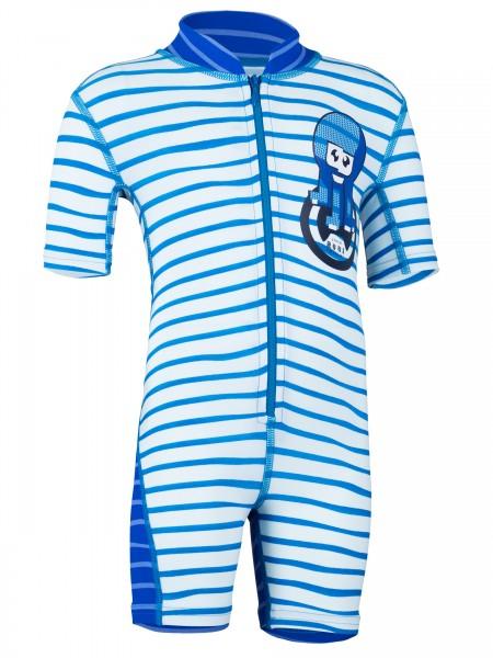 BABY Shorty ocy striped cielo, striped cobalt