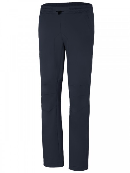 WOMEN Pants cross blue dawn