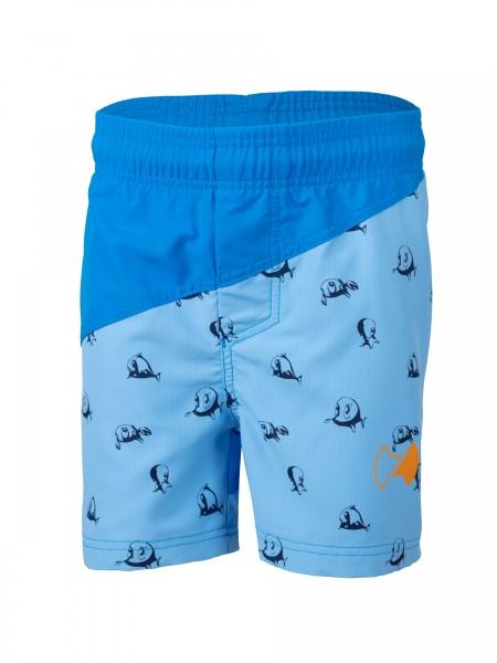 BABY Boardshorts repa cielo/pid blue
