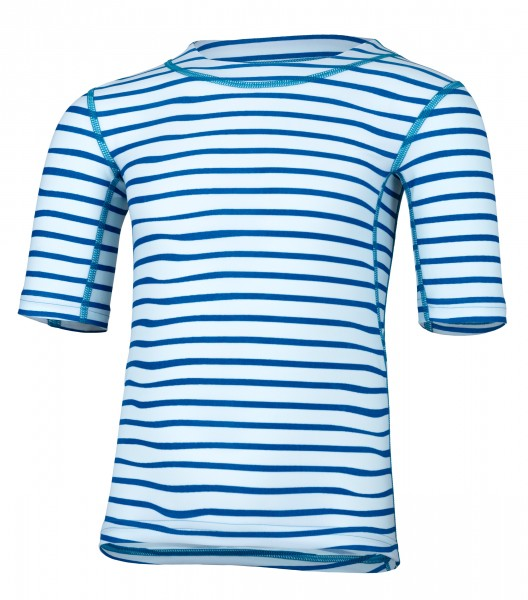 KIDS Kurzarmshirt striped capri