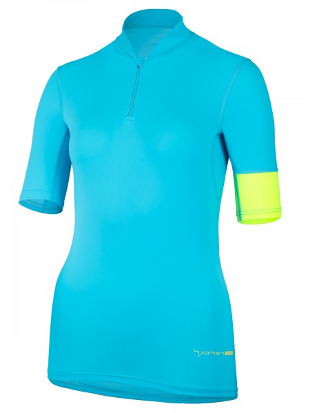WOMEN T-Shirt koro moloki azur