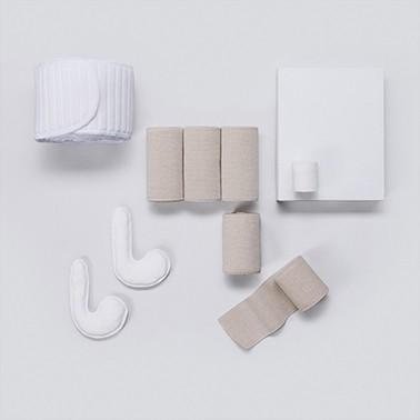 SoftCompress BandageAid Bein (für KPE Phase 1)