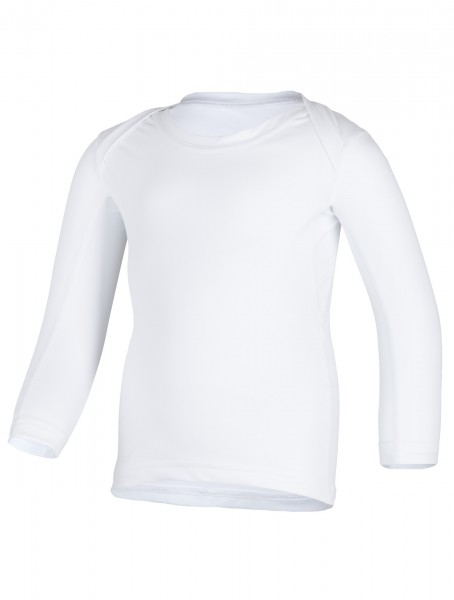 BABY Shellshirt white