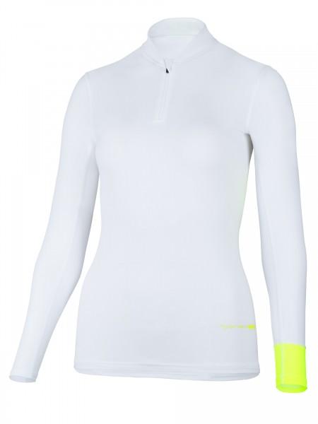 WOMEN Langarmshirt koro white
