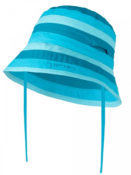 TOOLZ Birdy Hat stripes azur