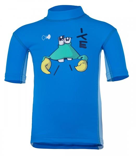 BABY Kurzarmshirt ike cielo pid blue