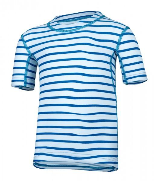 BABY Kurzarmshirt striped capri