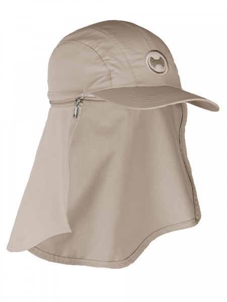 TOOLZ Sun Cap mink detachable
