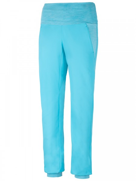 WOMEN Pants marrakesch moloki azur