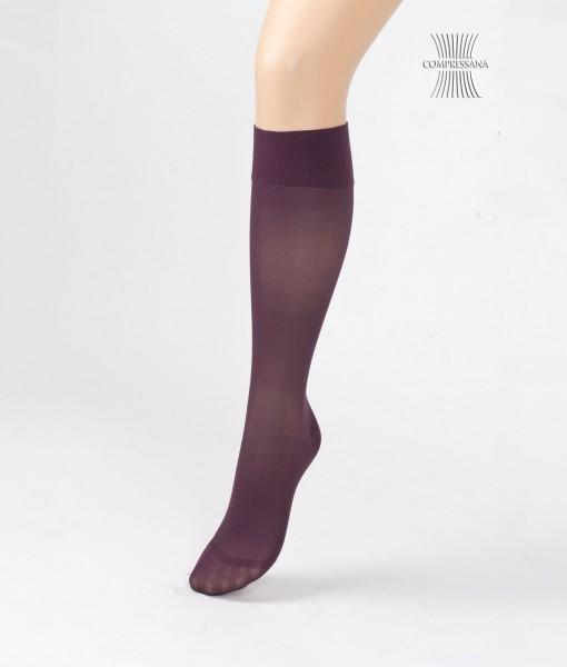 Calypso140_Kniestrümpfe_violett